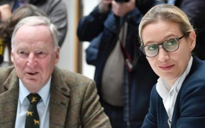 Allemagne : L'AfD entre au Bundestag