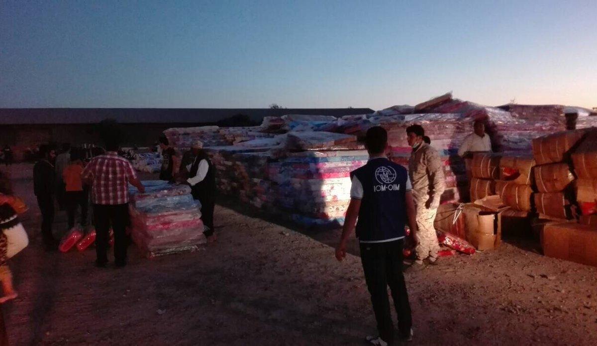 Libye : La situation des migrants à Sabratha préoccupe les Nations Unies