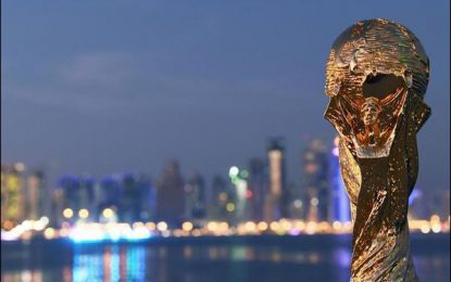 Crise du Golfe : Doha déterminé à organiser le Mondial de football en 2022