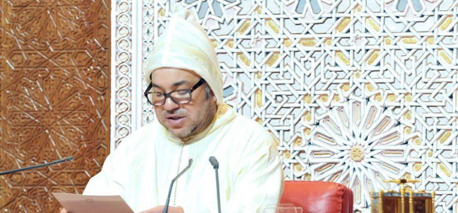 Mohammed VI: le modèle de développement doit être mis « en phase avec les évolutions » que connaît le Maroc
