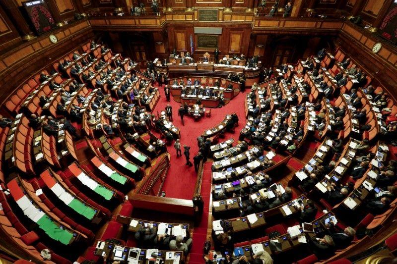 Le Sénat italien adopte la nouvelle loi électorale