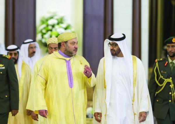 Le roi du Maroc en tournée dans le Golfe arabe