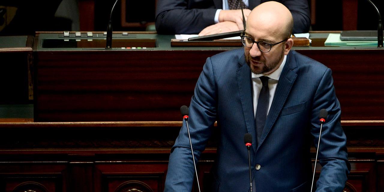 Il n'y a pas de crise en Belgique suite à la situation en Catalogne, affirme Charles Michel