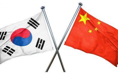 La Chine et la Corée du Sud déterminées à améliorer leurs rapports brouillés par le système THAAD