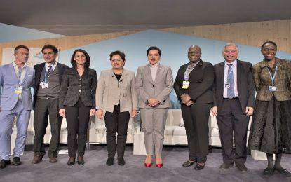 COP 23 : La Princesse Lalla Hasnaa co-préside à Bonn la session de haut niveau dédiée à la journée de l'Éducation