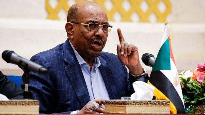 Visite d'Etat du président soudanais en Russie
