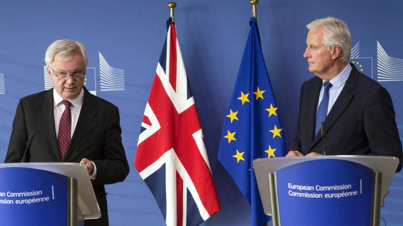 L'Union européenne s'inquiète pour l'absence d'un accord sur le Brexit