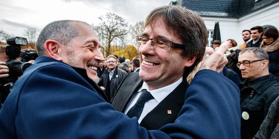 Elections en Catalogne : Puigdemont mène sa campagne depuis la Belgique