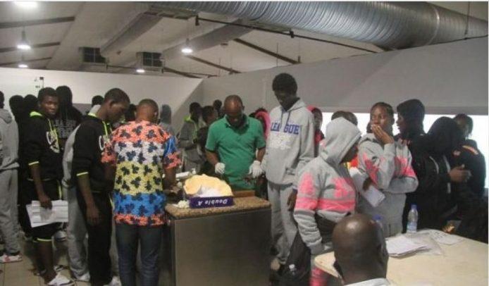 La Côte d'Ivoire rapatrie 155 migrants de la Libye