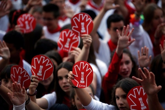 L'Espagne divisée par le procès d'un viol collectif