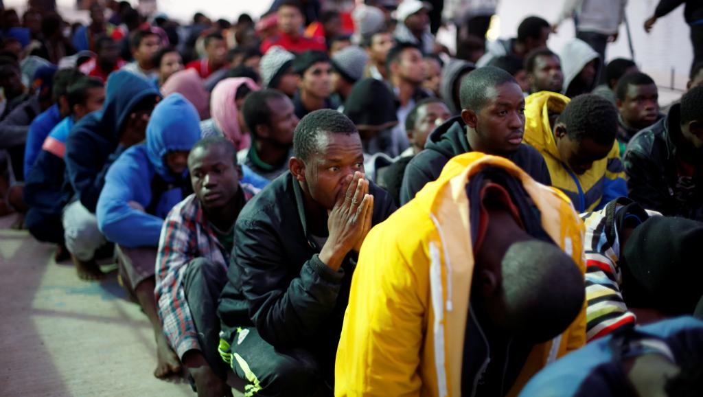 Le HCR évacue des réfugiés africains de la Libye vers le Niger
