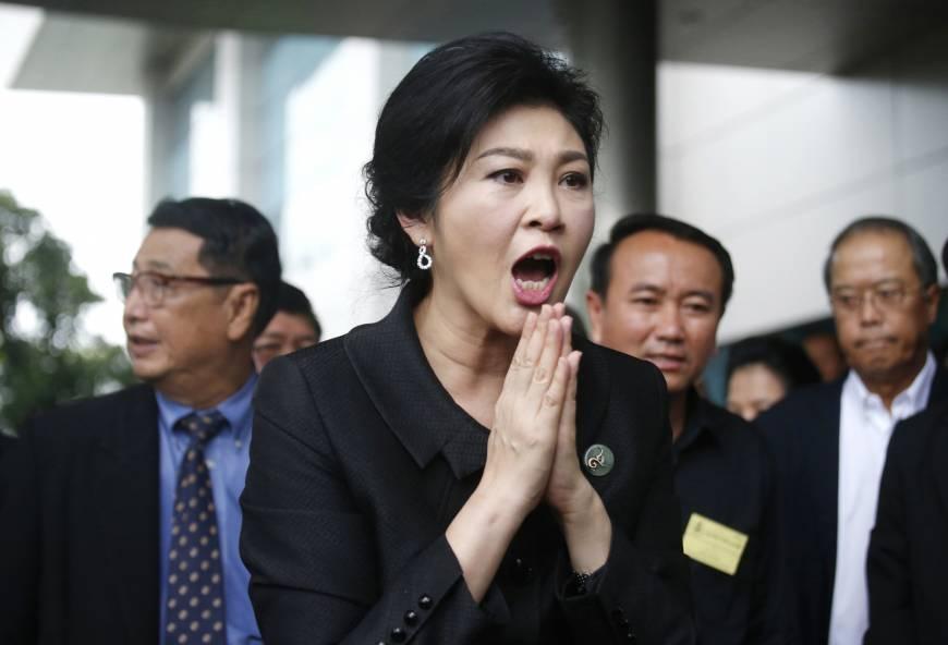 Thaïlande : Les passeports de Yingluck Shinawatra révoqués