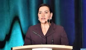 COP 23: Le roi Mohammed VI représenté à Bonn par la princesse Lalla Hasnaa