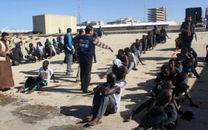 Plusieurs manifestations organisées contre les marchés aux esclaves subsahariens en Libye