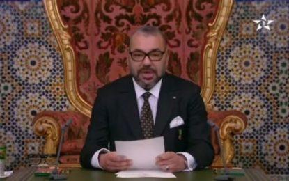 Mohammed VI: Pas de règlement au Sahara en dehors de la souveraineté du Maroc et du plan d'autonomie