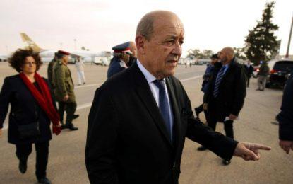 la France soutient l'ONU dans le règlement politique de la crise libyenne