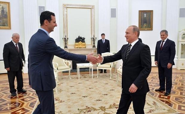 La Russie se prépare pour la reconstruction de la Syrie