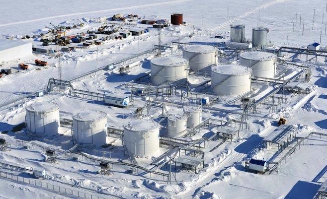 Total annonce l'expédition de sa première cargaison de gaz naturel du projet Yamal LNG
