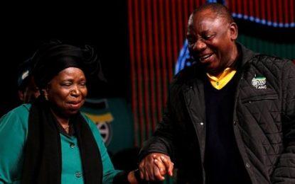 Afrique du Sud : la course à la succession de Zuma déchire l'ANC