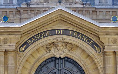 La Banque centrale de France revoit à la hausse ses prévisions de croissance