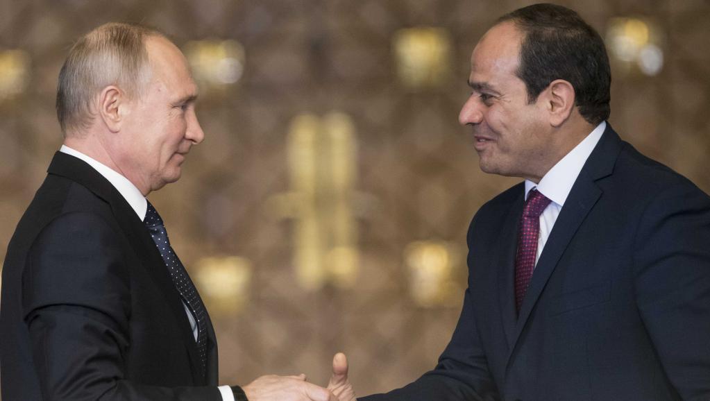 La Russie construira la première centrale nucléaire d'Egypte