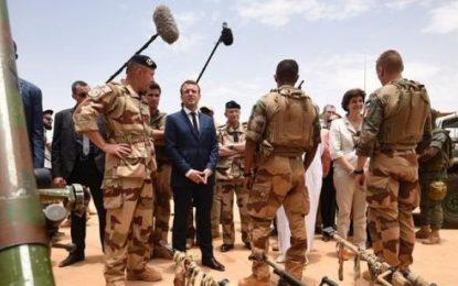 Paris: Conférence internationale de soutien à la force G5-Sahel