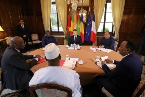 De nouveaux contributeurs financiers pour la force G5 Sahel