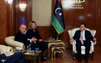 L'Italie et la Libye  s'associent dans la lutte contre les passeurs des migrants clandestins