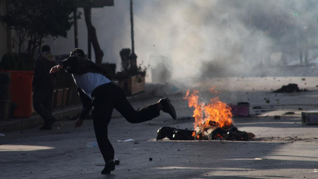 Sanglantes manifestations au Kurdistan irakien
