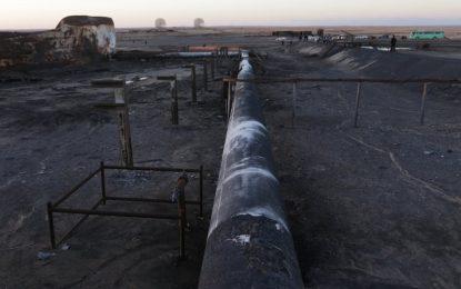 Ouverture en Libye d'une enquête sur l'explosion d'un oléoduc majeur