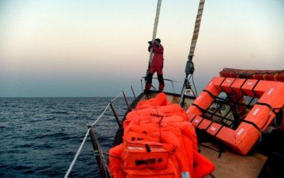 Des centaines de migrants secourus en l'espace d'une nuit en Méditerranée