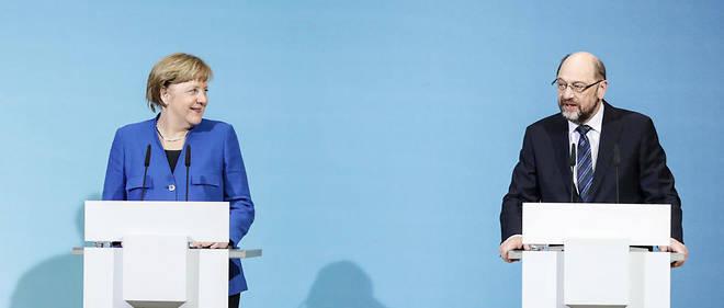 Allemagne : les sociaux-démocrates déjà très critiques sur l'accord gouvernemental