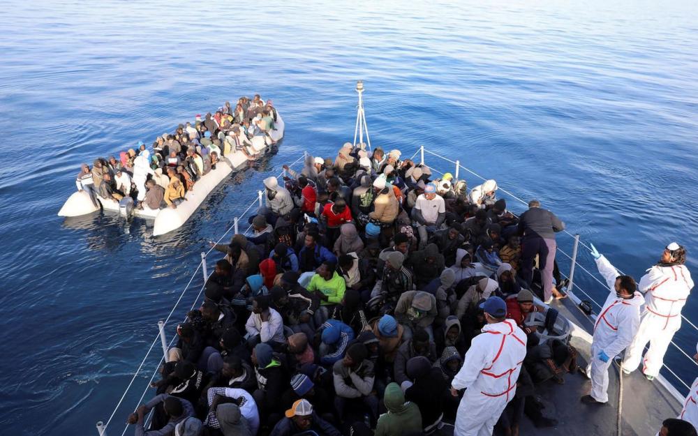 Un nourrisson érythréen décède dans la confusion des secours en Méditerranée