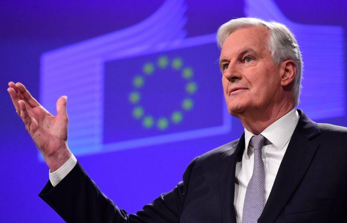 La vision de l'UE de la transition post-Brexit