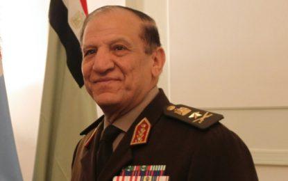 Un ancien chef d'état-major de l'armée égyptienne candidat à l'élection présidentielle
