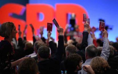 Allemagne: Les sociaux-démocrates d'accord pour une coalition avec les conservateurs