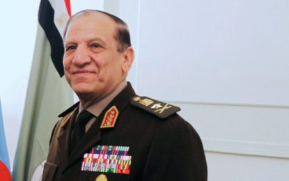 Arrestation d'un candidat à l'élection présidentielle en Egypte