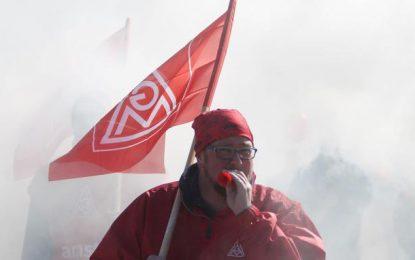 Allemagne : IG Metall milite pour un nouvel accord salarial