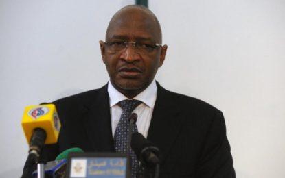 Le nouveau Premier ministre malien en visite à Alger