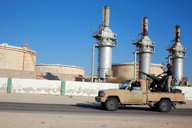 La production pétrolière stimule la croissance et le développement de la Libye