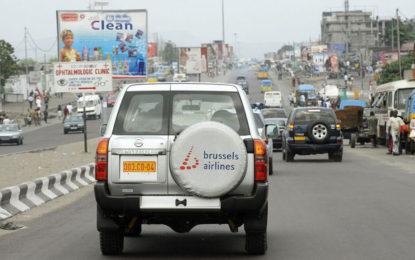 Kinshasa s'en prend aux consulats belges en RDC et à Brussels Airlines