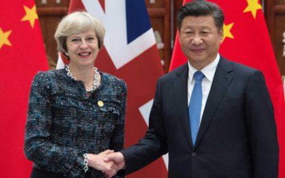 La Chine, un partenaire post-Brexit crucial pour le Royaume-Uni
