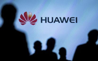 Le géant chinois des Télécoms Huawei part à la conquête du marché britannique