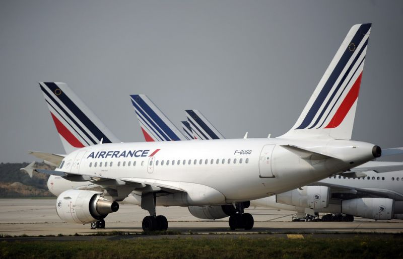 Nouvelle perturbation en vue du trafic aérien chez Air France