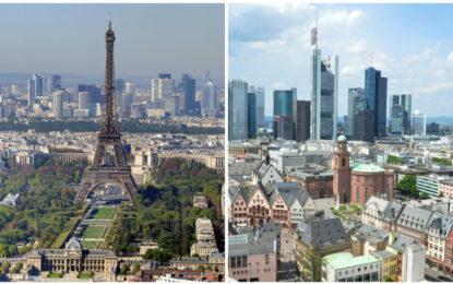 Paris bien placé pour les relocalisations d'emplois du secteur financier après le Brexit