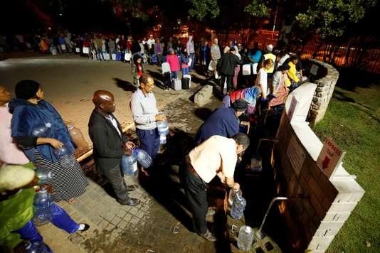 Afrique du Sud : Le Cap pourrait éviter cette année le «Jour Zéro» de la disette d'eau potable
