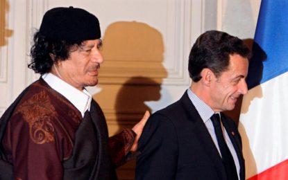 Financement libyen : L'ex-président français Sarkozy placé en garde à vue