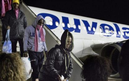 Le HCR annonce l'évacuation de 1.334 réfugiés de la Libye