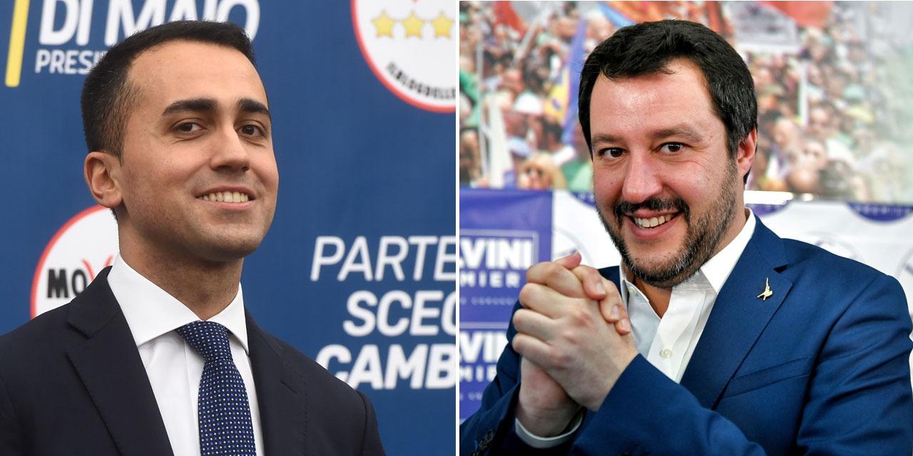 Italie : Le M5S disposé à négocier un gouvernement avec la Ligue du Nord