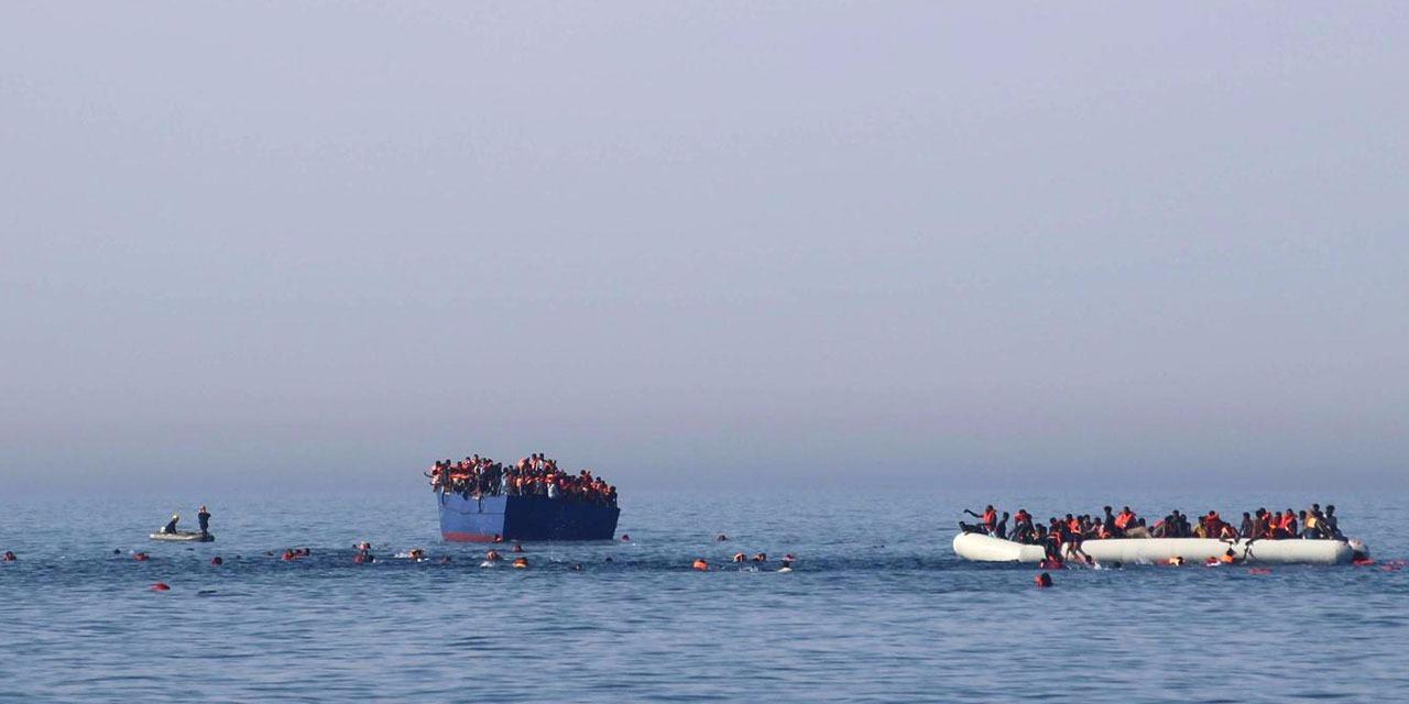 Onze migrants se noient au large de la Libye